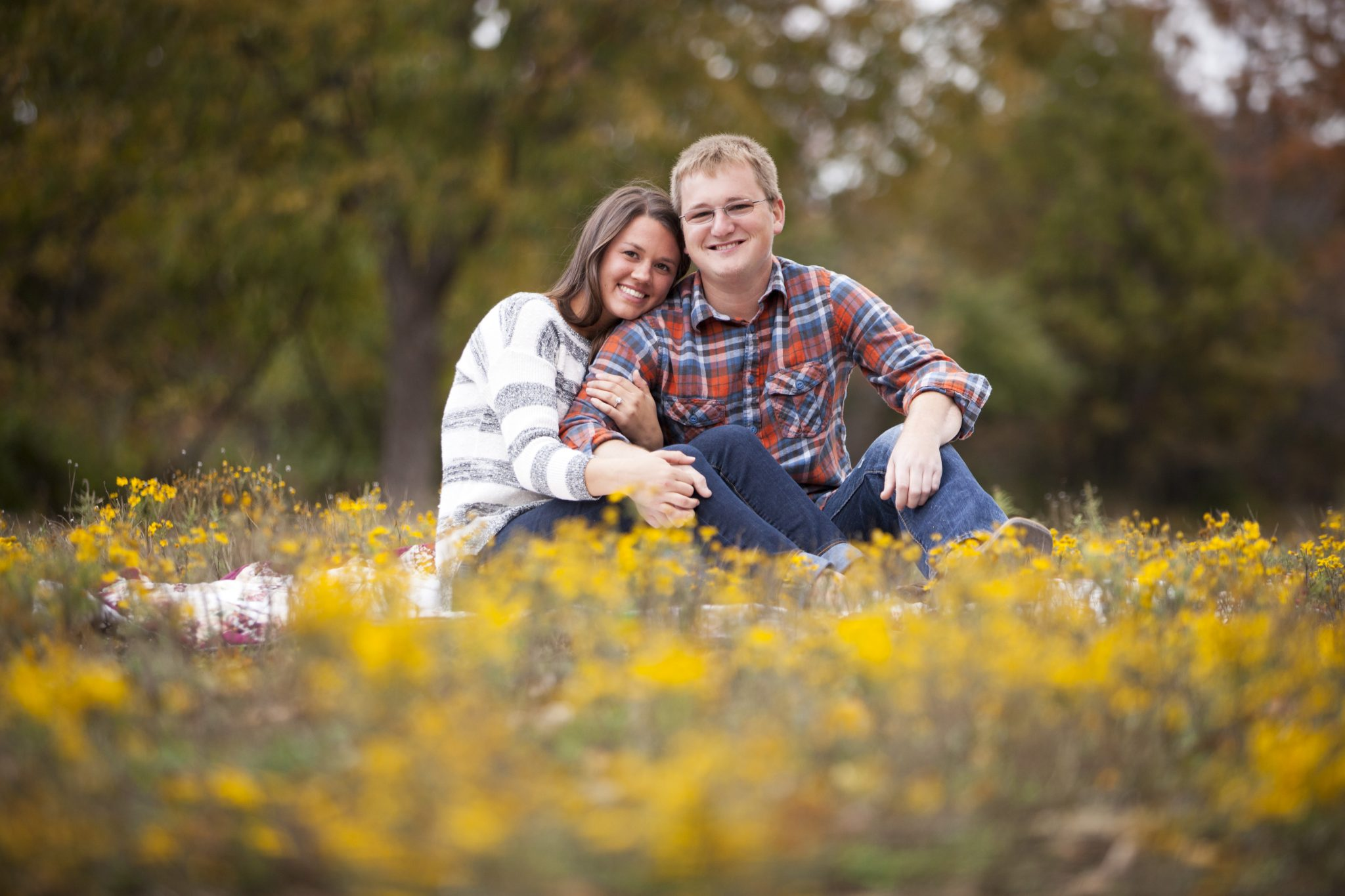 Bailey & Chris ~ Engagement and Wedding Photographers in Tulsa, OK