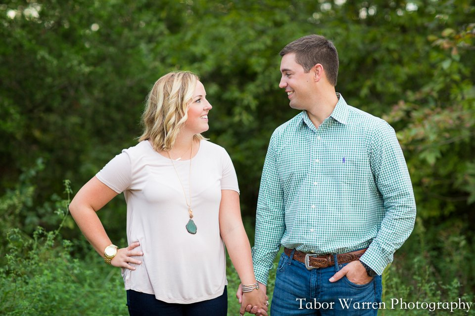 engagement photographers in tulsa