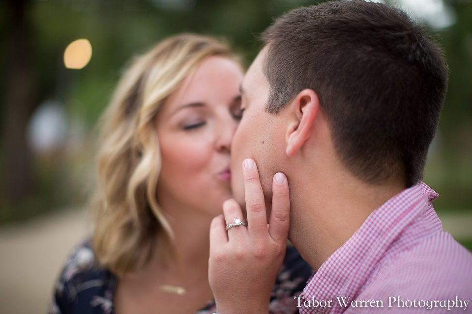 professional tulsa engagement photographers