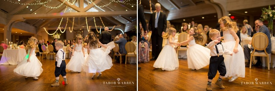 Southern Hills Country Club wedding reception photography