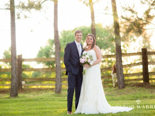 Madison & Nathan's Five Oaks Lodge Wedding