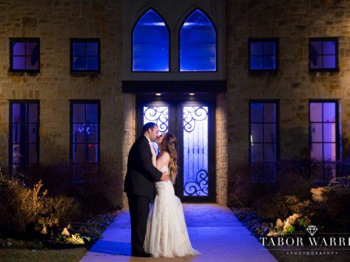 Laura & Wes's Vesica Piscis Wedding