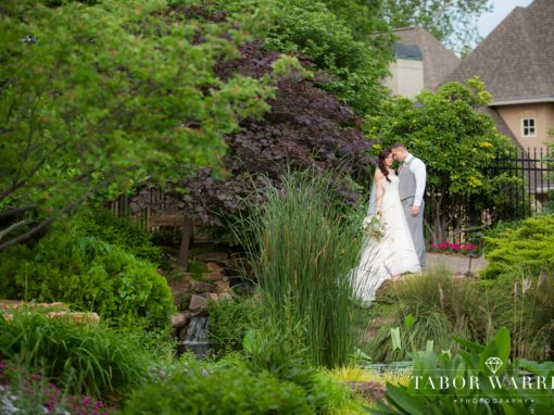 Mackenzie & Thomas's Linnaeus Teaching Garden Wedding