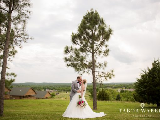 Katie & Christopher's Bridal Creek Wedding