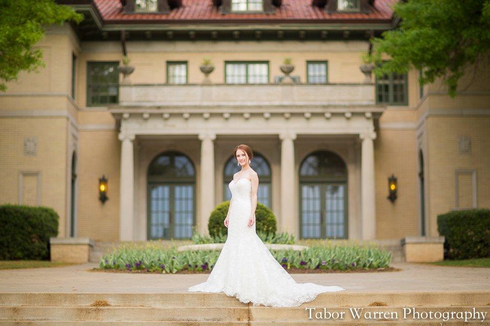 Tiffani's Bridal | Tulsa Bridal Photographers