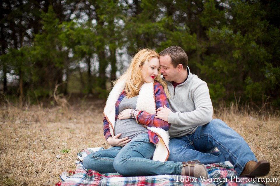 Abbie & Sam | Tulsa Maternity Photographers