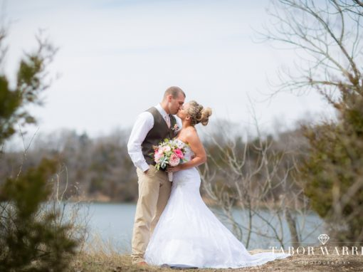 Sarah & Dallas's Olathe, KS Wedding